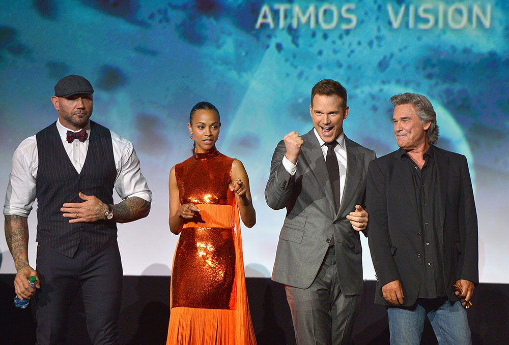 "The World Premiere Of Marvel Studios' ""Guardians Of The Galaxy Vol. 2."""