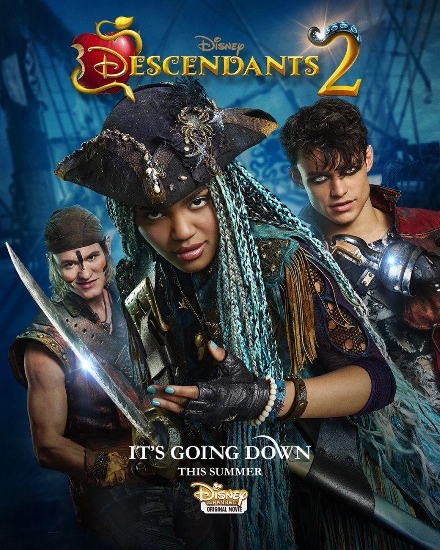 Descendentes2_poster3