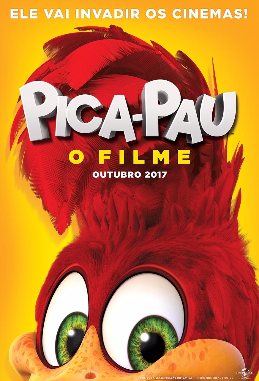 Pica Pau Teaser PosterV2